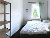 ložnice č.1 - chalupa k pronajmutí Stříbrná