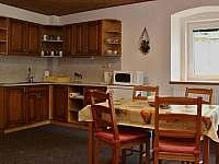 Apartmán č.1 - kuchyňský kout - Loučná pod Klínovcem - Háj