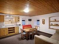 Apartmán č.3 - obyvák - Loučná pod Klínovcem - Háj