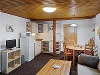 Apartmán č.4 - kuchyně - Loučná pod Klínovcem - Háj