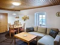 Apartmán č.4 - obývací pokoj - Loučná pod Klínovcem - Háj
