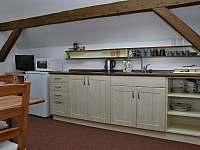 Apartmán č.5 - kuchyně - Loučná pod Klínovcem - Háj