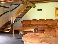 Apartmán č.7 - obývací pokoj - Loučná pod Klínovcem - Háj