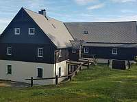 Chalupa ubytování v obci Klášterecká Jeseň