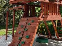 Dětské hřiště - Loučná pod Klínovcem - Háj