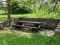 Venkovní sezení - Loučná pod Klínovcem - Háj