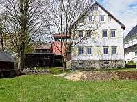 Chalupa ubytování v obci Malý Hrzín