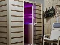 Finská sauna - chalupa k pronájmu Hroznětín