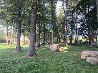 Lanový park Hroznětín -