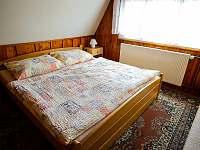 Ložnice 2 - chata ubytování Loučná pod Klínovcem - Háj