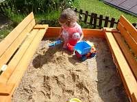 Léto - naše pískoviště