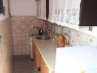 Kuchyňka, plně vybavená
