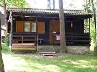 Chata k pronajmutí - okolí Velenic