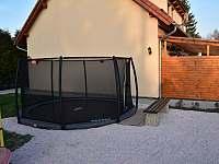 Trampolína 4,3 m