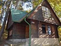 ubytování Skalice u České Lípy na chatě k pronájmu