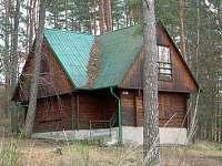 Chata Maxov-Sloup v Čechách