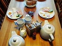 snídaně pro čtyři - různé - Kytlice