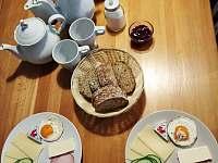 snídaně pro dva - různé - Kytlice