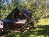 stodola v zadní části - Kytlice
