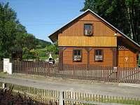Chata k pronajmutí - dovolená  Kyjovská přehrada rekreace Horní Podluží