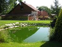 Chalupa Podlužanka - 2014 léto - chata ubytování Horní Podluží