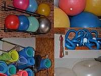 Vybavení velké tělocvičny - Cvikov