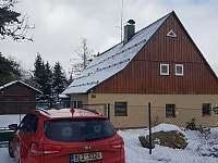 Chalupa V Lukách Liberec - ubytování Liberec