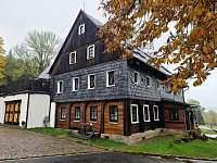 Chata Tollendorf - apartmán k pronájmu Jiřetín pod Jedlovou