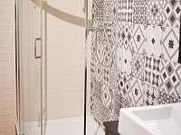 apartmán K, koupelna - Rynoltice
