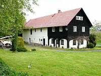 ubytování Kotel u Osečné Chalupa k pronájmu