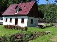 Chalupa Horní Prysk - ubytování Horní Prysk