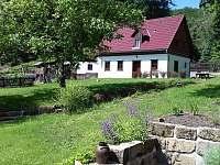Levné ubytování  Kytlice - Lesní rybník Chalupa k pronájmu - Horní Prysk