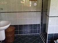 Koupelna - pronájem chalupy Horní Prysk