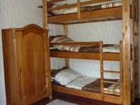 Pokoj - Trojpalanda - chalupa ubytování Dolní Suchá
