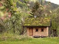 Chata ubytování v obci Šimonovice