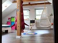 Druhá ložnice / dětský pokojíček - pronájem rekreačního domu Polevsko