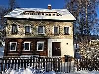 Jiřetín p. J. ubytování pro 9 až 12 osob  pronajmutí