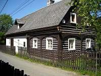 ubytování na Českolipsku Chalupa k pronájmu - Mařenice
