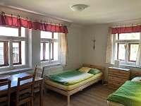 apartmán č. 2 - Sloup v Čechách