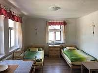 apartmán č.2 - pronájem chalupy Sloup v Čechách