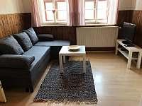 apartmán č.3 - chalupa k pronájmu Sloup v Čechách