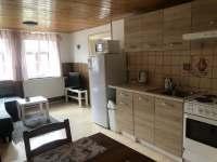 apartmán č.3 - chalupa ubytování Sloup v Čechách
