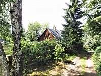 Chata Claudie Rozhled - ubytování Jiřetín pod Jedlovou - Rozhled