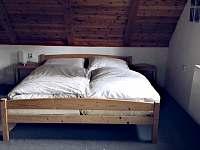 ložnice 1 - chata k pronajmutí Jiřetín pod Jedlovou - Rozhled