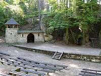 Chata Ludmila - chata - 23 Janov u Sloupu v Čechách