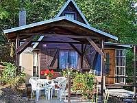 Chata k pronajmutí - dovolená  Milčanský rybník rekreace Radvanec