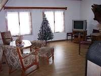Vánoční - chalupa k pronájmu Dolní podluží