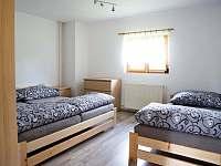 Chalupa pro děti 209 - spodní patro pokoj č.3