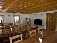 Chalupa pro děti 213 - baráček společenksá místnost