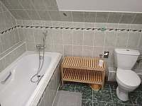 Chalupa pro děti - domeček horní patro, koupelna I